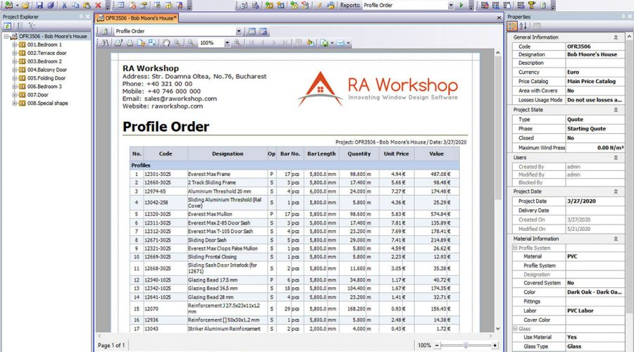 RA Workshop Professional - Capture 4